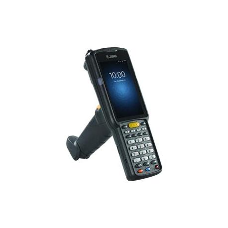 Zebra MC3300 Premium, 2D, USB, BT, Wi-Fi, NFC, alpha, ESD, Gun, PTT, GMS, Android