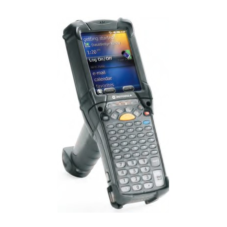 Motorola MC92 GUN 802.11A/B/G/N 1D LONG (Gun, 802.11a/b/g/n, 1D Long Range Laser - Lorax SE1524, VGA Color, 512MB RAM/2GB Flash,