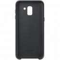 SAMSUNG J6 2017 Dual Layer Cover Black