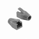 LOGILINK - Strain Relief Boot 8.0 mm for Cat.6 RJ45 plugs