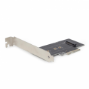 Gembird M.2 SSD adapter PCI-Express add-on card, with extra low-profile bracket