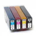 TSC ink cartridge, cyan