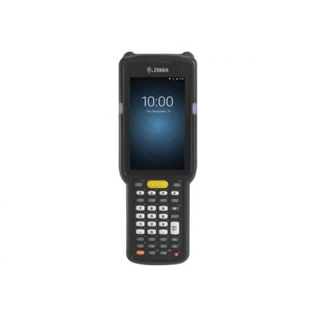 Zebra MC3300 Standard, 2D, BT, Wi-Fi, alpha, ESD, PTT, Android
