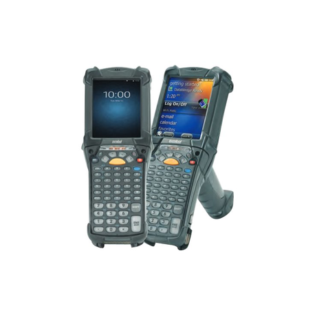 Zebra MC9200 Standard, 2D, SR, BT, Wi-Fi, Gun, disp.