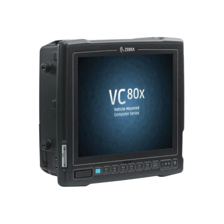 Zebra VC80X, Outdoor, USB, powered-USB, RS232, BT, Wi-Fi, ESD, Android, deep-freeze environment