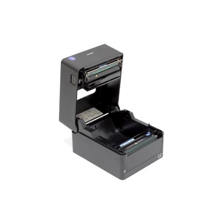 Citizen CL-E300, 8 dots/mm (203 dpi), USB, RS232, Ethernet, white
