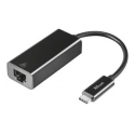TRUST ADAPTER USB-C TO ETHERNET/21491