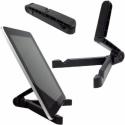 Gembird Universal tablet/smartphone stand, black