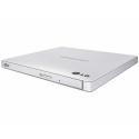 External DRW HLDS GP57EW40, Ultra Slim Portable, White