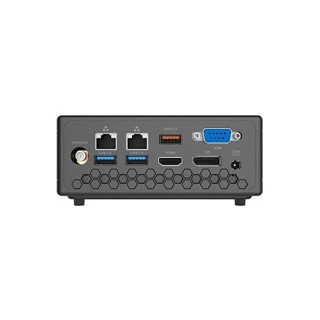 ZOTAC ZBOX CI329 NANO, INTEL N4100, 2xDDR4-2400,SATA III,DP/HDMI/VGA,EU+UK PLUG