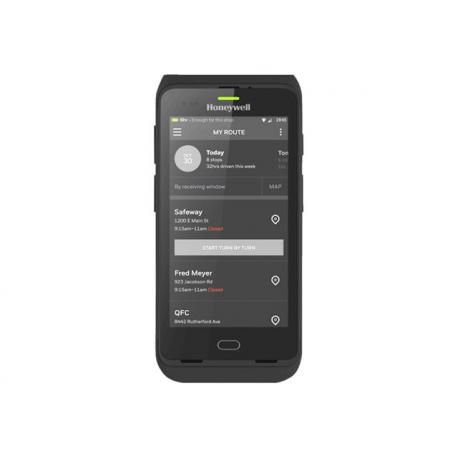 Honeywell CT40, 2D, SR, BT, Wi-Fi, NFC, PTT, Android