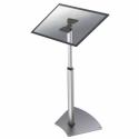 """NewStar Flat Screen Floor Stand (height: 70-110 cm), 10-32"""", c:Silver"""