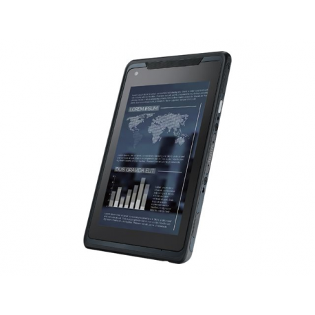 AIM65 8IN LTE + 802.11 B/G/N (20.32 cm (8&quot ) IPS LCD, 10-point multi-touch capacitive, Intel Atom x5-Z8350, 4 GB, 64 GB, NFC