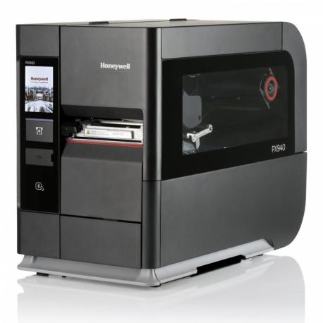Honeywell PX940 Barcode Verifier, 12 dots/mm (300 dpi), peeler, disp., USB, RS232, Ethernet