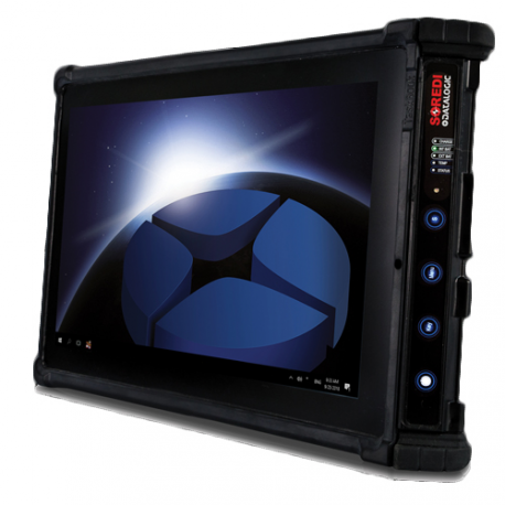 Datalogic Taskbook 7, USB, BT, Wi-Fi, hot-swap, 10 IoT Enterprise