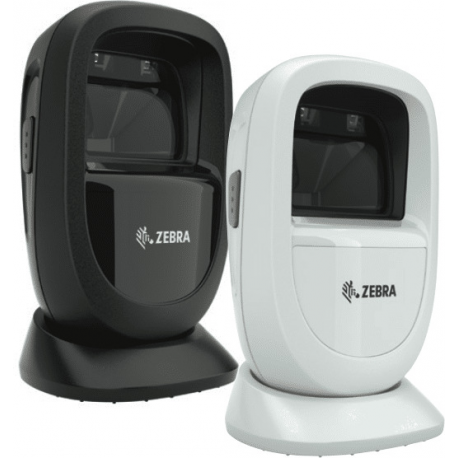 Zebra DS9308, 2D, SR, multi-IF, kit (RS232), black