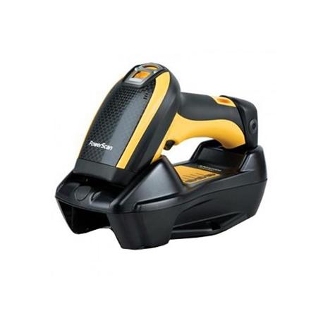Datalogic PowerScan PBT9501, BT, 2D, AR, RB, black, yellow