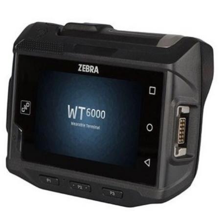 Zebra WT6000, keypad, USB, BT, Wi-Fi, NFC, disp., Android