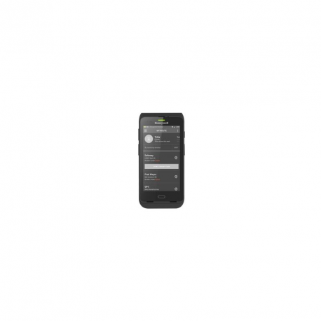 Honeywell CT40-HC, 2D, BT, Wi-Fi, NFC, GMS, white, Android