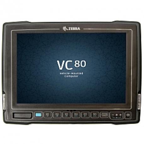 Zebra VC80X, Freezer, USB, powered-USB, RS232, BT, Wi-Fi, ESD, Android, deep-freeze environment