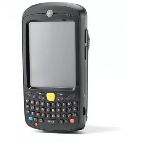 Zebra MC55X, 2D, XLR, USB, Wi-Fi, QWERTY, disp., ext. bat.
