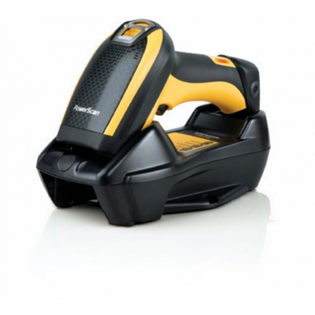 PowerScan PBT9300, Bluetooth, Laser Scanner, Auto Range, Removable Battery