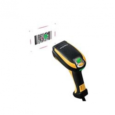 PowerScan PBT9300, Bluetooth, Laser Scanner, Auto Range, Removable Battery