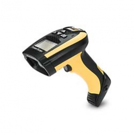 PowerScan PM9300, 433MHz, Laser Scanner, Auto Range, Display/4-Key, Removable Battery