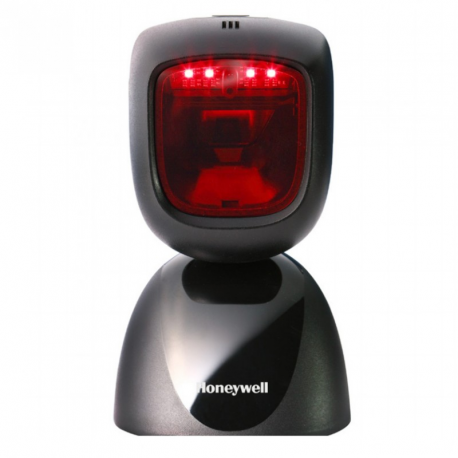 Honeywell YOUJIE HF600 SCANNER (Youjie hf600 Presentation Scanner, Hand-free Scanner, 2D, Black/ 2.7m USB host cable)