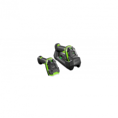 Zebra DS3608: RUGGED; AREA IMAGER; HIGH PERFORMANCE; CORDED; INDUSTRIAL GREEN; VIBRATION MOTOR