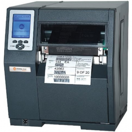 Datamax H-Class H-6308 - Label printer - monochrome - direct thermal / thermal transfer - Roll (17 cm) - 300 dpi - up to 203 mm/