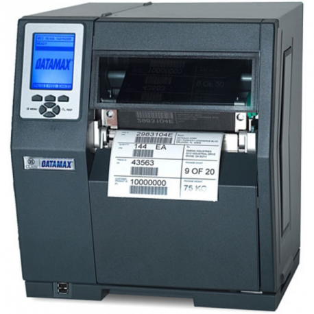 Datamax H-Class H-4310 - Label printer - monochrome - direct thermal / thermal transfer - Roll (11.8 cm) - 300 dpi - up to 254 m