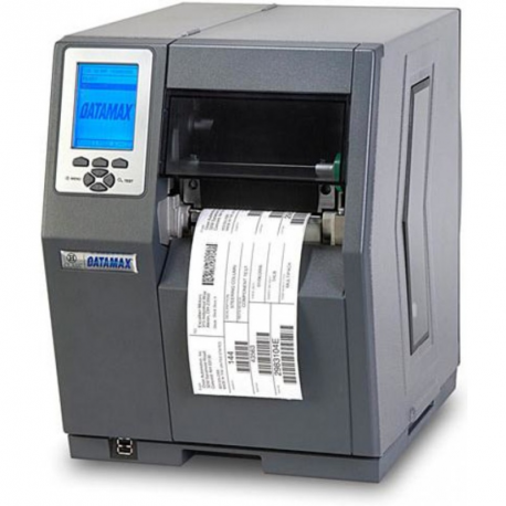 Datamax H-Class H-4212 - Label printer - monochrome - direct thermal / thermal transfer - Roll (11.8 cm) - 203 dpi - up to 305 m