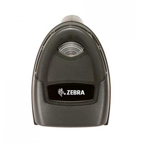 Zebra DS4608, 2D, SR, USB, RS232, kit (USB, coiled), black