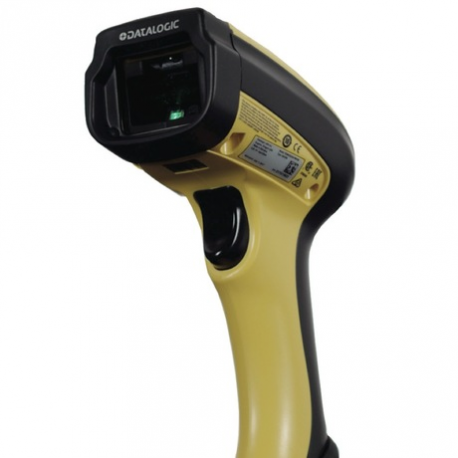 Datalogic PD9130, 1D, multi-IF, black, yellow