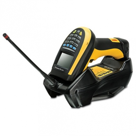 PowerScan PM9501 HP, Disp/16key, USB kit