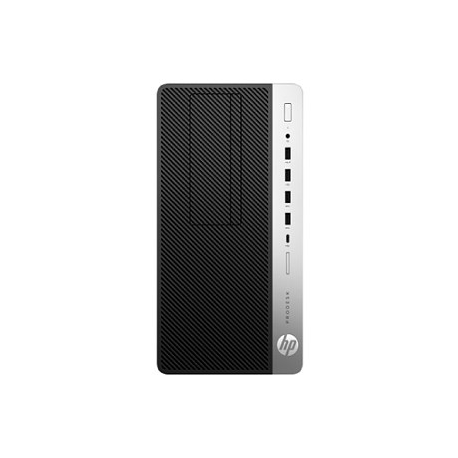 HP ProDesk 600 G5 MT - i5-9500, 8GB, 256GB NVMe SSD, DVD-RW, USB Mouse, Win 10 Pro, 3 years