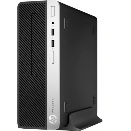 HP ProDesk 400 G6 SFF - i3-9100, 8GB, 256GB NVMe SSD, DisplayPort, DVD-RW, USB Mouse, Win 10 Pro, 1 years