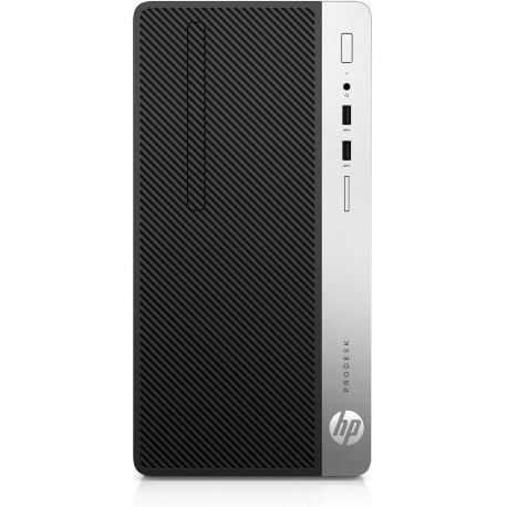 HP ProDesk 400 G6 MT - i7-9700, 16GB, 512GB NVMe SSD, HDMI, DVD-RW, USB Mouse, Win 10 Pro, 1 years
