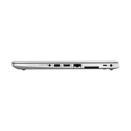 HP EliteBook 830 G6 - i5-8265U, 8GB, 256GB NVMe SSD, 13.3 FHD AG, Smartcard, FPR, SWE backlit keyboard, Win 10 Pro, 3 years