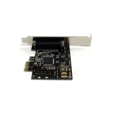 Startech Com 2 Port Rs232 Pci Express Serial Card W Breakout Cable Serial Adapter Pcie Low Profile Rs 232 X 2