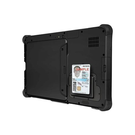 Getac F110 G5, USB, RS232, BT, Ethernet, Wi-Fi, 4G, GPS, digitizer, Win. 10 Pro