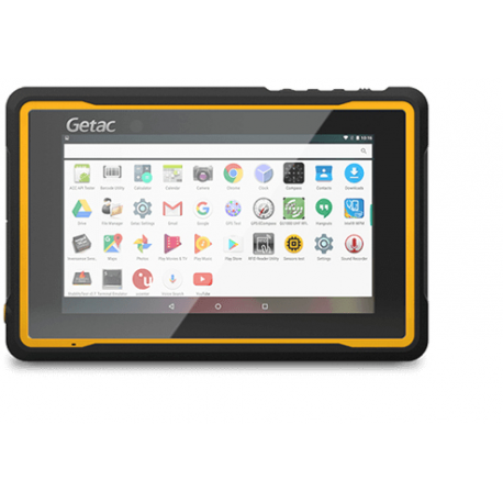 Getac ZX70 Select Solution SKU, USB, BT, Wi-Fi, 4G, GPS, RFID, Android