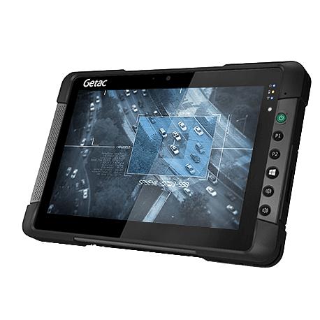Getac T800-Ex G2 Basic Select Solution SKU, USB, BT, Wi-Fi, Win. 10 Pro, ATEX