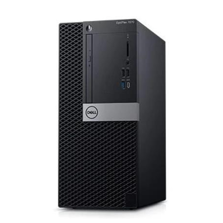 PC|DELL|OptiPlex|7070|Business|MiniTower|CPU Core i9|i9-9900|3100 MHz|RAM 32GB|DDR4|2666 MHz|SSD 512GB|Graphics card Intel UHD G