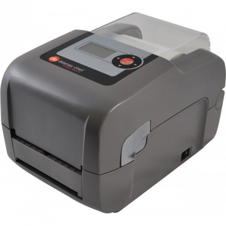 Datamax E4204B MARK III PRINTER (203DPI,4 IPS, LED/Button UI, Thermal Transfer and Direct Thermal, Autoranging Power Supply With