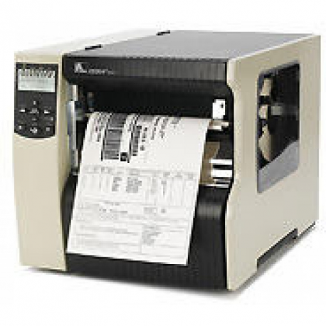 Zebra Xi Series 220Xi4 - Label printer - monochrome - thermal transfer - Roll (21.6 cm) - 300 dpi - capacity: 1 rolls - parallel