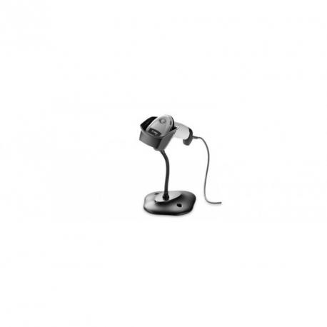 Zebra DS2208-SR BLACK USB KIT W/STAND