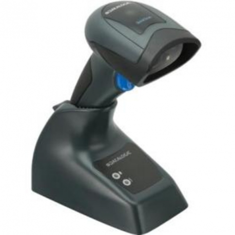 QuickScan Mobile QM2131, 433 MHz, Kit, USB, Linear Imager, Black (Kit inc. Imager and Base Station and USB Cable 90A052258.)