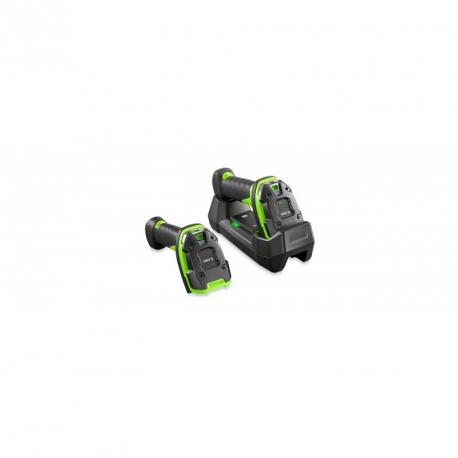 Zebra LI3678-SR RUGGED GREEN VIBRATION USB KIT